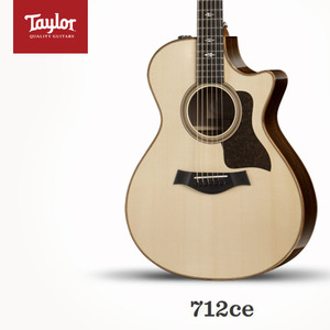 [Taylor] 테일러712ce New Design ES2 -Lutz Spruce